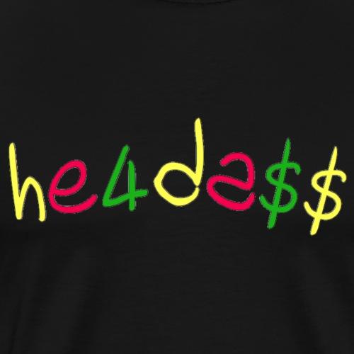 he4dass - Men's Premium T-Shirt