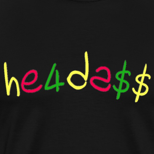 he4dass - Men's Premium T-Shirt