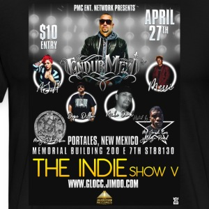 The Indie Show V Merch! - Men's Premium T-Shirt