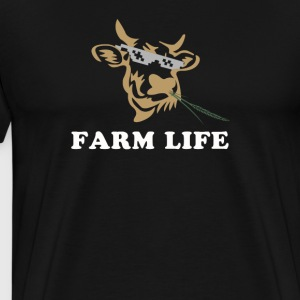 Farm life T Shirts - Men's Premium T-Shirt