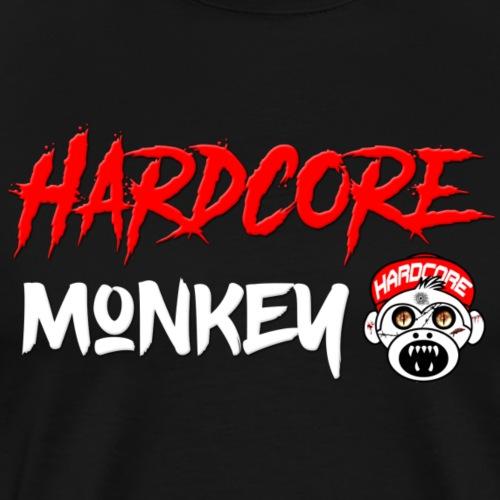 HARDCORE MONKEY 2 - Men's Premium T-Shirt