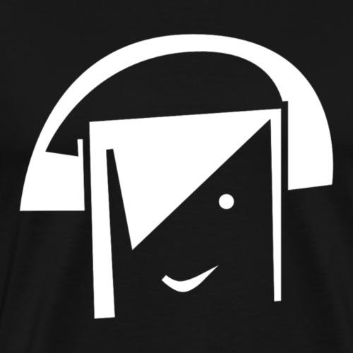 The Gabe Miller Music Logo - Men's Premium T-Shirt