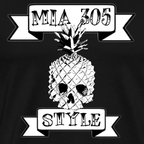 Tattoo style logo - Men's Premium T-Shirt