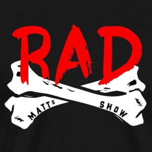 Rad Crossbones - Men's Premium T-Shirt