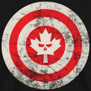 Captain Canada - Men's Premium T-Shirt