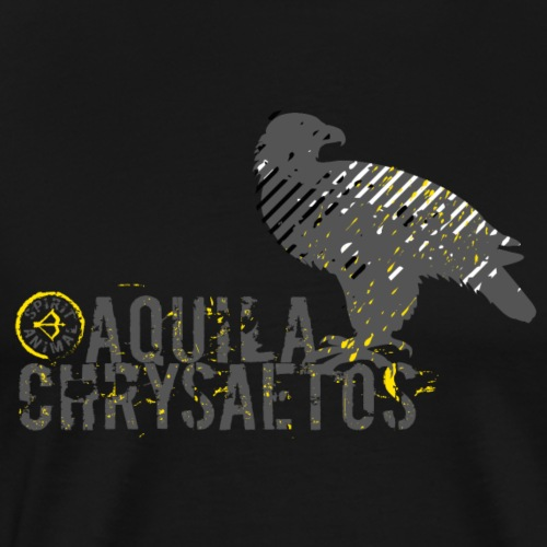 Spirit Animal Eagle (Archery by BOWTIQUE) - Men's Premium T-Shirt