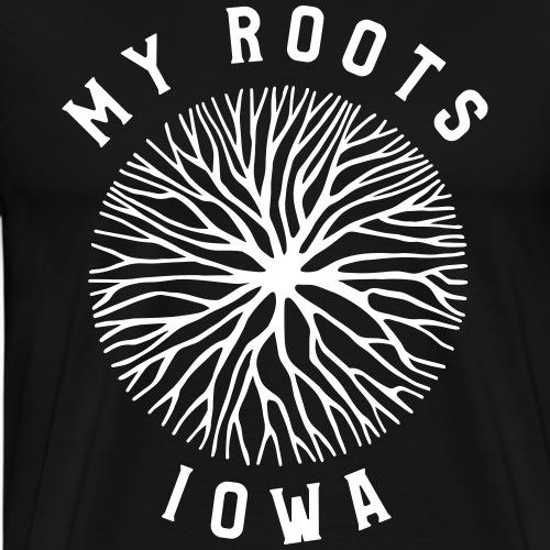 Iowa - Men's Premium T-Shirt