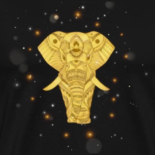 Golden Elephant - Men's Premium T-Shirt