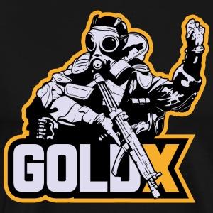 goldX GOLD PREMIER - Men's Premium T-Shirt