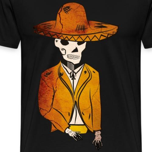 Death Mariachi - T-shirt premium pour hommes
