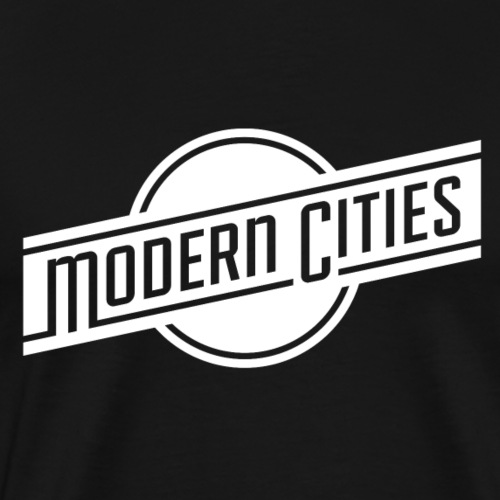 Modern Cities - Men's Premium T-Shirt