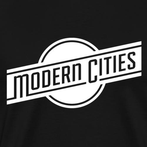 Modern Cities - Men's Premium T-Shirt