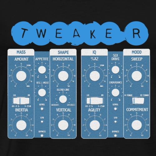 TWEAKER LITE - Men's Premium T-Shirt