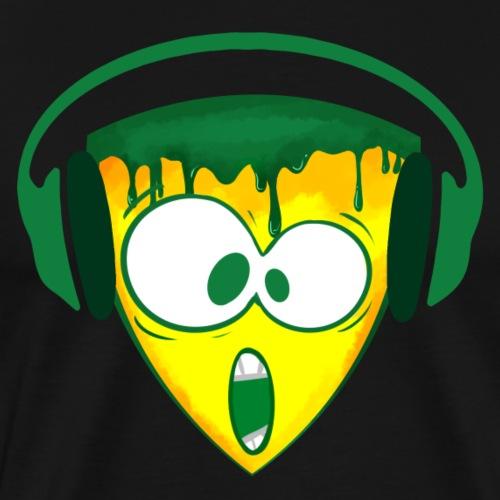 Surprised Myndmelt Logo Design! - Men's Premium T-Shirt