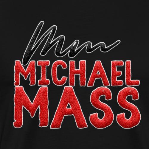 Michael Mass Logo Gear - Men's Premium T-Shirt