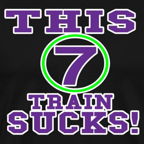 QUEENS 7 - Men's Premium T-Shirt