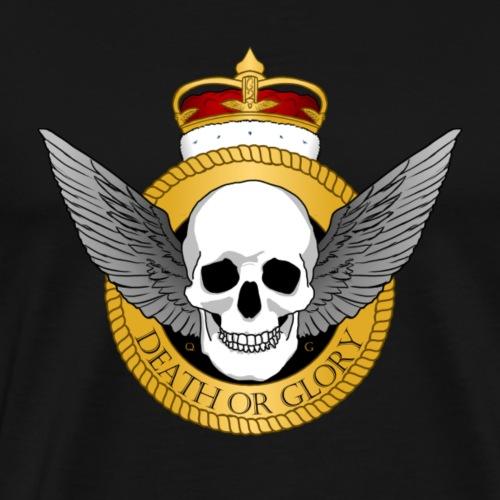 Queen's Guard Emblem - Men's Premium T-Shirt
