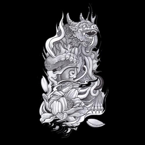 Asian Art - Men's Premium T-Shirt