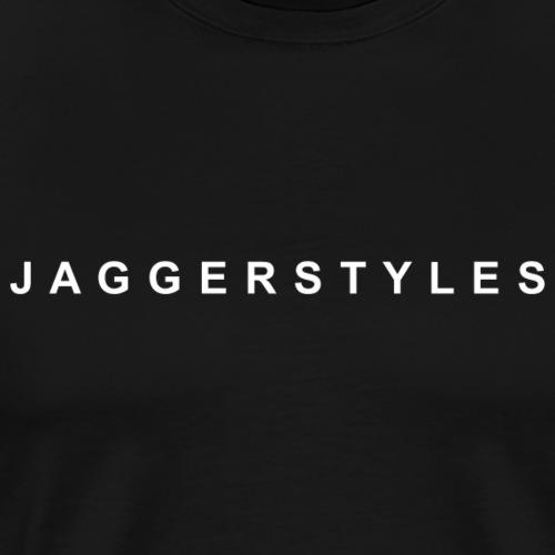 J A G G E R S T Y L E S - Men's Premium T-Shirt