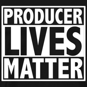 Producer Lives Matter - Men's Premium T-Shirt