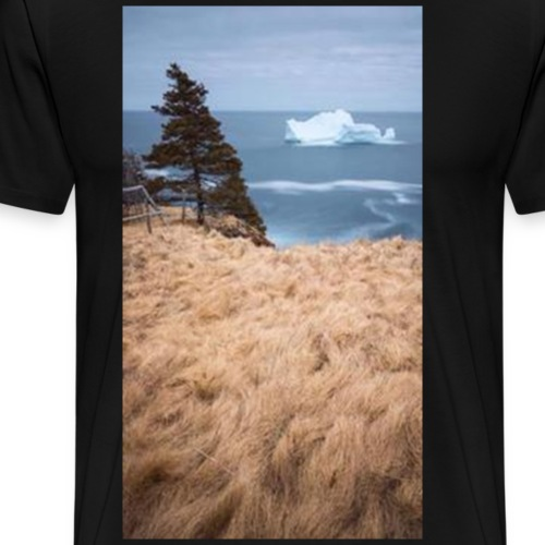 Logy Bay Iceberg - Men's Premium T-Shirt