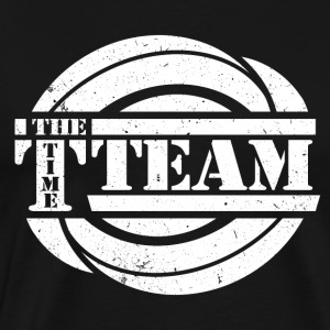 Timeless - The Time Team Lifeboat - Men's Premium T-Shirt