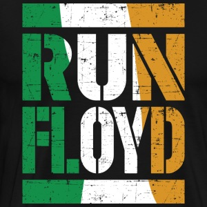 run floyd - Men's Premium T-Shirt