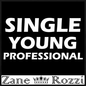 Single young professional - Men's Premium T-Shirt