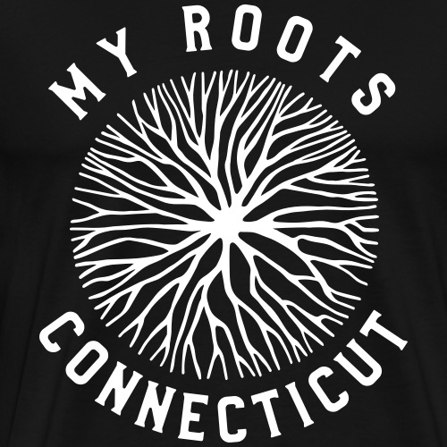 Connecticut - Men's Premium T-Shirt