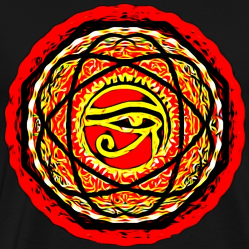 Red Dwarf Sun - Men's Premium T-Shirt