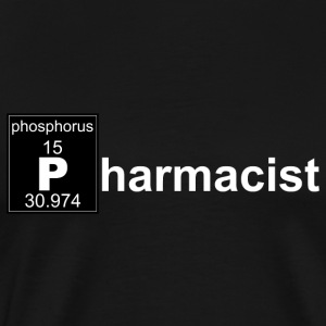 Chemistry Pharmacist - Men's Premium T-Shirt