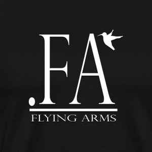 FLYING ARMS Launch Edition - Men's Premium T-Shirt