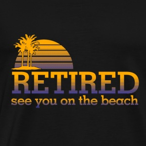 01 retired copy - Men's Premium T-Shirt
