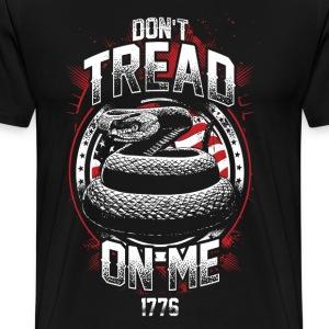 Don't Tread On Me-1776 - Men's Premium T-Shirt