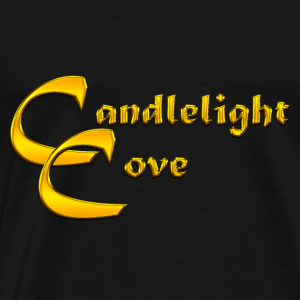 Candlelight Cove Full Logo - Men's Premium T-Shirt