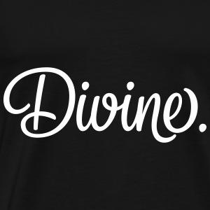 Divine. - Men's Premium T-Shirt