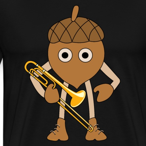 Trombone Nut - Men's Premium T-Shirt