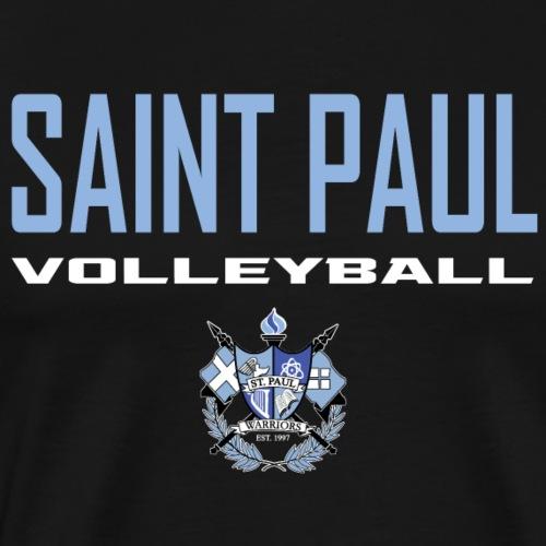 Saint Paul Volleyball Shirt 2 - Men's Premium T-Shirt