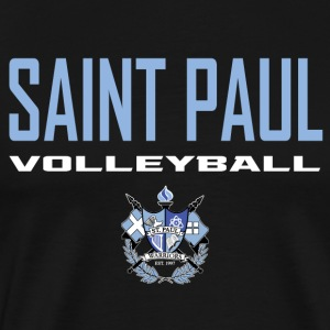 Saint Paul Volleyball Shirt 2 - Men's Premium T-Shirt
