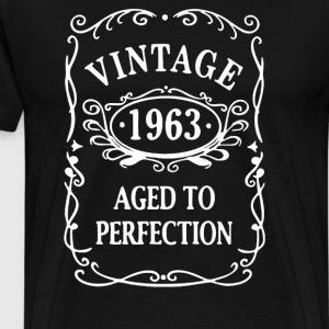 VINTAGE 1990 to 2000 years AGED TO PERFECTION - Men's Premium T-Shirt