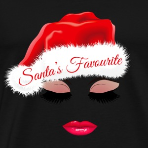 Santa's Favorite. Christmas Gifts. Bestselling - Men's Premium T-Shirt