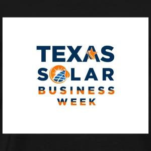 Texas Solar Business Week Official Brand - Men's Premium T-Shirt