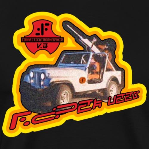 laserjeep tshirt - Men's Premium T-Shirt