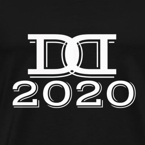 Divergence Merchandise Edition 3 White - Men's Premium T-Shirt