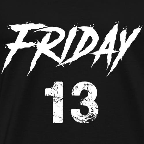 Friday 13 - Men's Premium T-Shirt