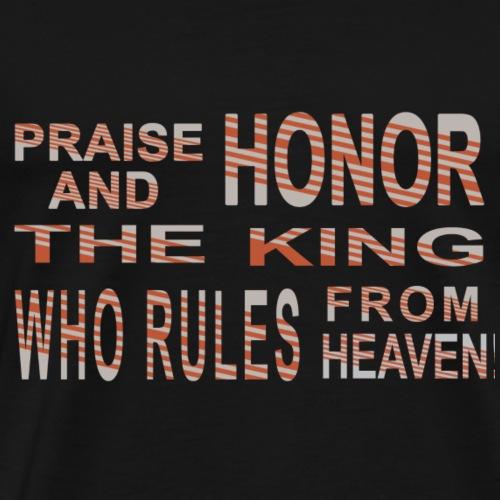 HEAVEN 03 - Men's Premium T-Shirt