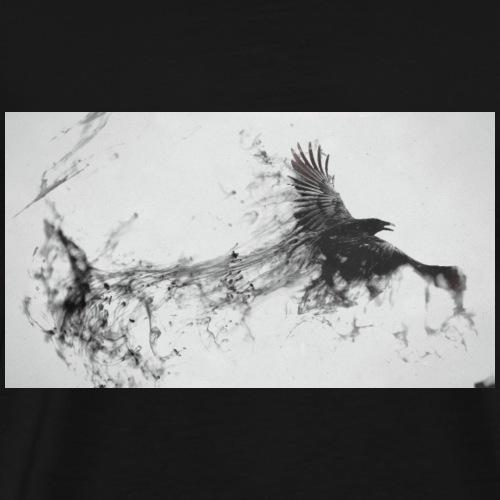 Raven and Smoke - Men's Premium T-Shirt