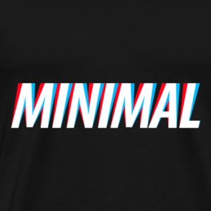 MINIMAL - Men's Premium T-Shirt