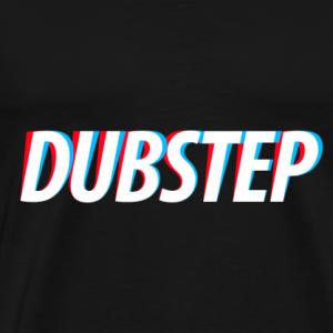 DUBSTEP - Men's Premium T-Shirt