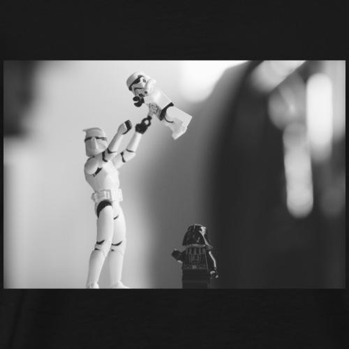 Stormtrooper Daddy - Men's Premium T-Shirt